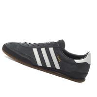 ADIDAS MENS Shoes Jeans - Carbon, White & Gold - CQ2768