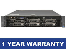 Dell PowerEdge R710 Xeon 2x X5670 2.93GHZ SixCore 128 GB DDR3 iDRAC 6 6x500GB 3.5""