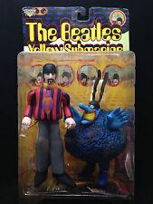 MCFARLANE TOYS THE BEATLES YELLOW SUBMARINE RINGO & BLUE MEANIE *DAMAGED BOX*