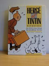 HERGE ET TINTIN REPORTER du Petit Vingtième * Ph. Goddin 1986 * GC