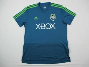 Seattle Sounders FC adidas Practice Jersey Men's Used Multiple Sizes