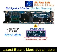 Lenovo ThinkPad X1 Carbon 2nd Gen Gen2 i7-4550U 8G LMQ-1 12298-2 Motherboard