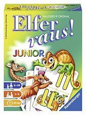 Ravensburger 207602 Elfer Raus Junior