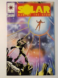 Solar Man of the Atom 14 (1992 Valiant) Shooter / Ditko ~ 1st Dr Eclipse key NM