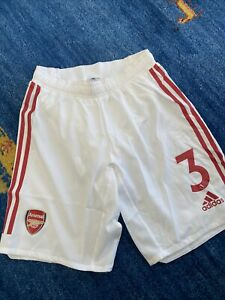 Arsenal Match Issued Player issued Tierney Short Size S