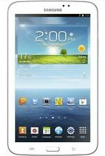 SAMSUNG GALAXY TAB 3 SM-T210 WHITE 8GB+ 3 Months Seller Warranty