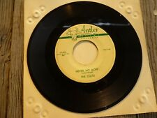 """THE COLTS  7"""" 45 RPM SHIEK OF ARABY / NEVER NO MORE ANTLER 45-4003"""