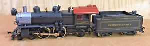 MANTUA HO 4-4-2 ATLANTIC STEAM LOCOMOTIVE PENNSYLVANIA RR #336-020