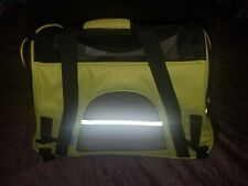 Oxgord Pet Carrier 19x13x10 Inches, Fits Small/Med Breed Dog or Cat