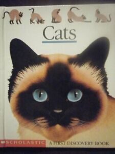 Cats  First Discovery Books