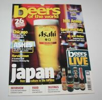 Beers Of The World Magazine, Issue 24, June/July 2009 - Japan