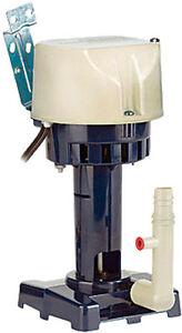 Little Giant CP3-230 1/30HP 230V 21,000CFM Evaporative Cooler Pump - New
