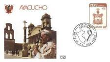 Peru 1985 Jan Paweł II papież John Paul pope papa (85/4)