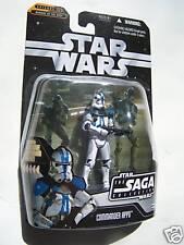 "Cmdr Appo Star Wars Saga Collection 4"" Hasbro figure"