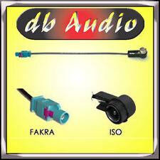 CA/135 Cavo Adattatore per Alfa Giulietta da Fakra a ISO Segnale Antenna Radio