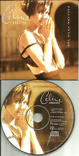 CELINE DION Falling into you 2TRK CARD SLEEVE LIMITED Europe CD single 662877