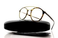 NEW Authentic RAY-BAN LightRay Tortoise Gold Brown EyeGlasses Frame RX 7111 2012