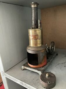 Vintage Weeden Upright/Vertical Steam Engine.