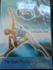Steel Physique Yoga with Carol Ann System Workout DVD Fitness New Exercise