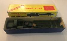 DINKY TOYS 660 TANK TRANSPORTER - BELLO E RARO!!!