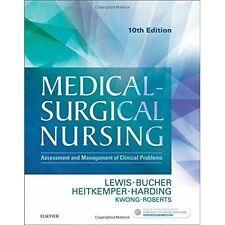 Médico-Quirúrgico Enfermería: evaluación y gestión de los problemas clínicos de Mari