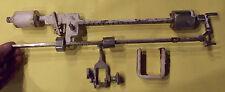 ANCIEN POIDS PESON ,TREBUCHET BALANCE VINTAGE DECO  RETRO METAL porté 20 kg