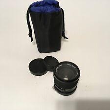 Vivitar Series 1  28mm f/1.9 VMC Auto Wide Angle Lens  ~ Nikon Mount
