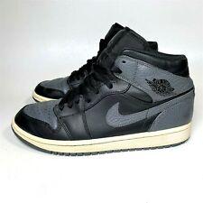 Nike Air Jordan Men's Size 8 Black / Dark Grey / White / 554724-041