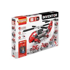 ENGINO 9030  - INVENTOR 90-in-1 Models Motorized Set-AGES 6+  SPECIAL!!!!!!!!!!!