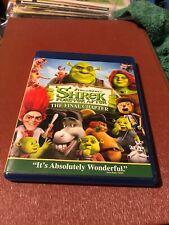 Shrek Forever After (Blu-ray Disc, 2010)