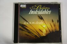 Boleros Inolvidables - Colombiana de Musica Music CD