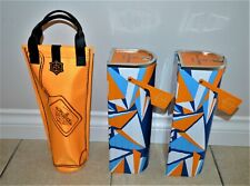 TWO VEUVE CLICQUOT  LIMITED EDITION MAILBOX CONTAINERS & TOTE