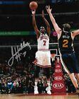 JUSTIN HOLIDAY signed autographed CHICAGO BULLS 8x10 photo BASKETBALL w/COA
