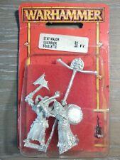 Etat Major Guerrier Squelette Mot Vivant Blister Warhammer Battle Aos Neuf Oop