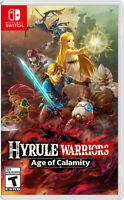 Hyrule Warriors: Age of Calamity - Nintendo Switch, Nintendo Switch Lite