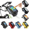 ROSWHEEL Bicycle Bike Cycling Frame Pannier Front Top Tube Phone Bag Pouch