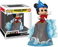 Disney Fantasia Sorcerer Mickey 90th Large Funko Pop Vinyl New in Mint Box