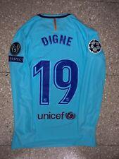 DIGNE BARCELONA 2017-2018 CHAMPIONS LEGAUE  Prepared Shirt