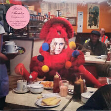 "ROISIN MURPHY "" OVERPOWERED "" SEALED UK LP SNYTH-POP ** PINK & ORANGE VINYL **"