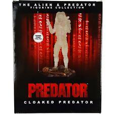 Alien & Predator Figurine Collection CLOAKED PREDATOR 1987 Figure Eaglemoss
