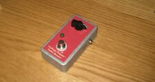 Treble Booster - Brian May Red Special Style - Effect Pedal - Red