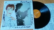 DAVID BOWIE Scary Monsters LP VINYL SPAIN 1980