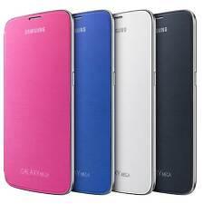 Genuine Samsung EF-FI920B Flip Case Cover Pouch  for Galaxy Mega 6.3 i9205