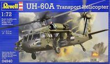 Revell 1/72 UH-60A Transport Helicopter Plastic Model Kit 04940