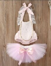 0-3 month baby girl pink dress