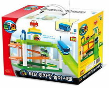 "The Little Bus TAYO ""Parking center play set"" Toy Korean Animation TV character"