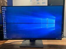 Dell U3219Q UltraSharp 32 inch monitor USB-C, Perfect Condition!
