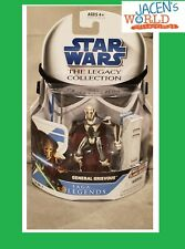 General Grievous Action Figure Saga Legends Star Wars The Clone Wars SL #7