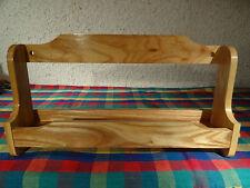Gewürzregal Holz ( Esche ), Handarbeit