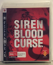 Siren Blood Curse - PS3 (Excellent Condition)